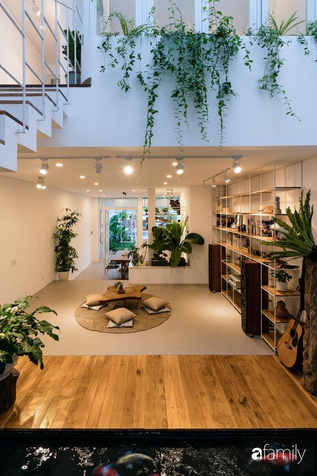 Ngôi nhà nhỏ trong lành và duyên dáng với cây xanh thân thiện của cặp vợ chồng mới cưới ở TP. Đà Nẵng - Ảnh 10.