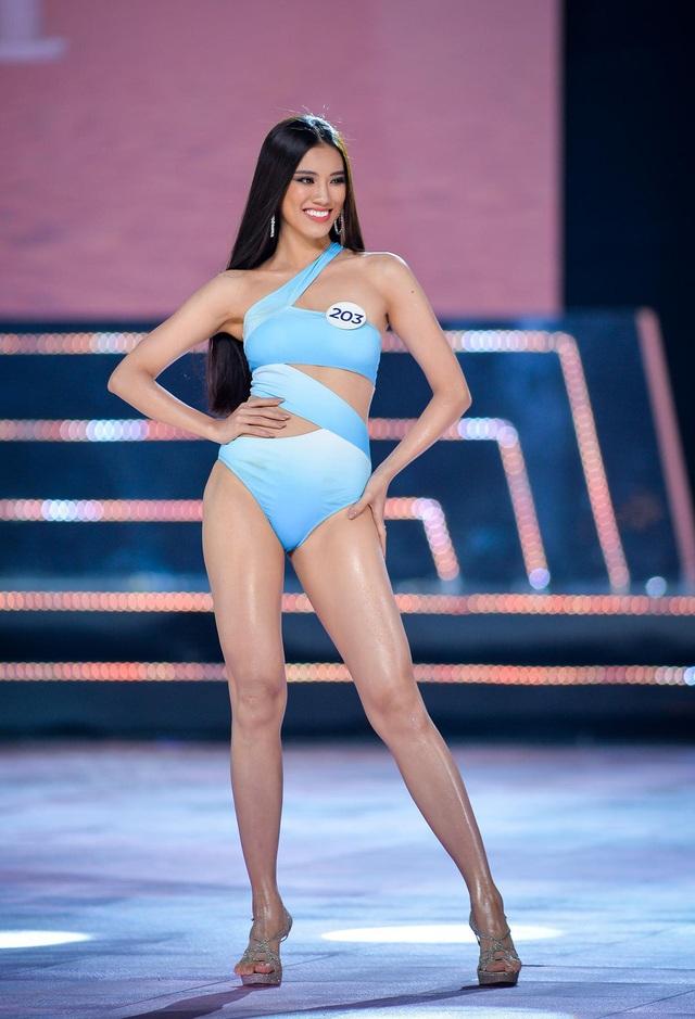 Ba thí sinh catwalk đẹp nhất ở Hoa hậu Hoàn vũ Việt Nam 2019 là ai?  - Ảnh 9.