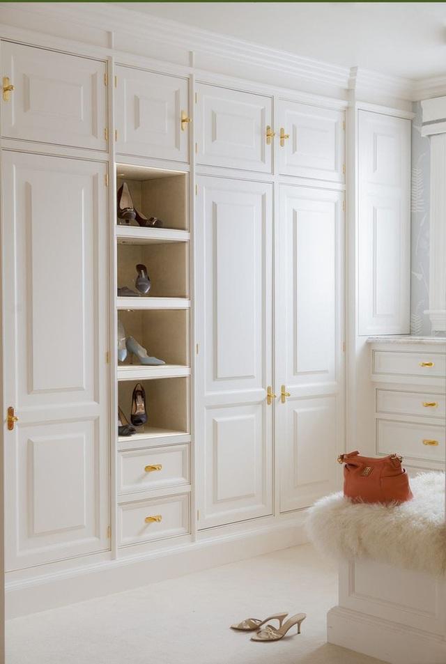 Ý tưởng tuyệt vời để phòng thay đồ của bạn thêm hoàn hảo - Ảnh 10.