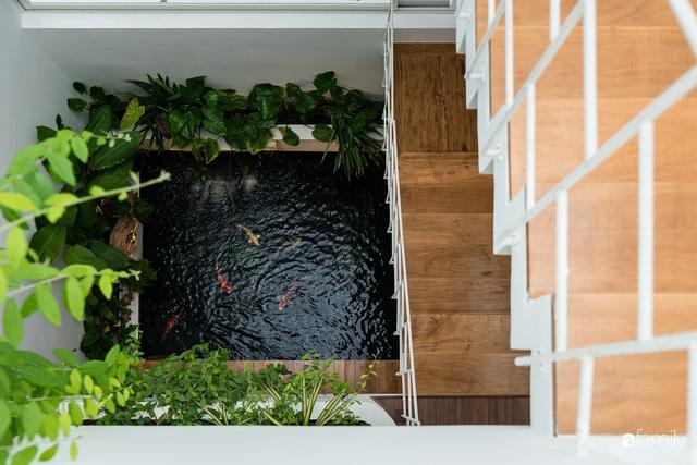 Ngôi nhà nhỏ trong lành và duyên dáng với cây xanh thân thiện của cặp vợ chồng mới cưới ở TP. Đà Nẵng - Ảnh 11.