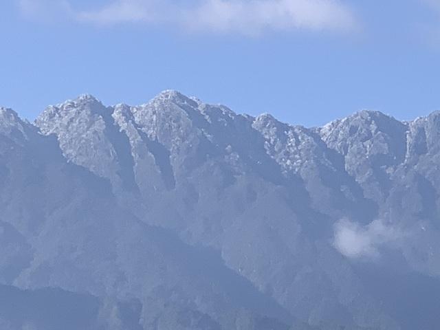 Fansipan hóa núi tuyết, cây cỏ đông cứng trong âm 8 độ - Ảnh 2.