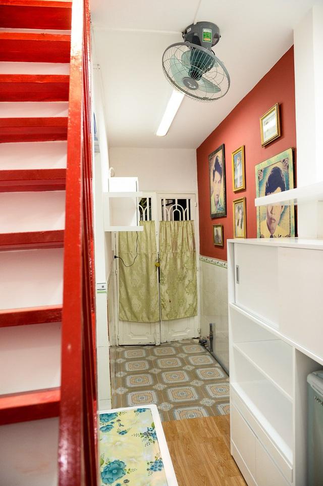 Có nhà hơn 1 tỷ không ở, nhạc sĩ Người phu kéo mo cau sống chật hẹp trong căn nhà chỉ hơn 10 m2 - Ảnh 6.