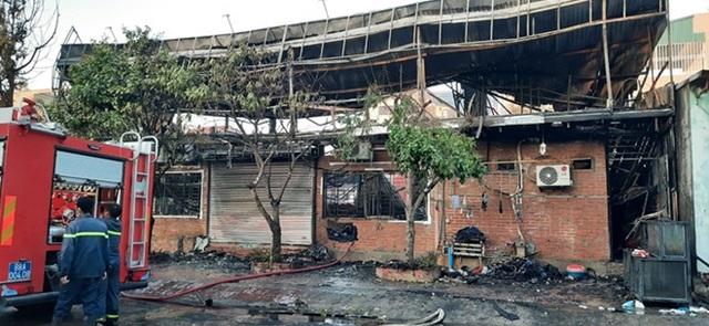 Lời kể nhân chứng vụ cháy nhà hàng khiến 4 người tử vong ở Vĩnh Phúc - Ảnh 3.