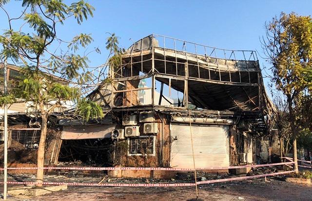 Vụ cháy nhà hàng khiến 4 người tử vong ở Vĩnh Phúc: Tất cả các nạn nhân đều rất trẻ - Ảnh 2.