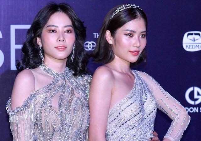 Dàn sao đổ bộ thảm đỏ Hoa hậu Hoàn vũ Việt Nam 2019, Thanh Hằng gây ấn tượng đặc biệt - Ảnh 4.