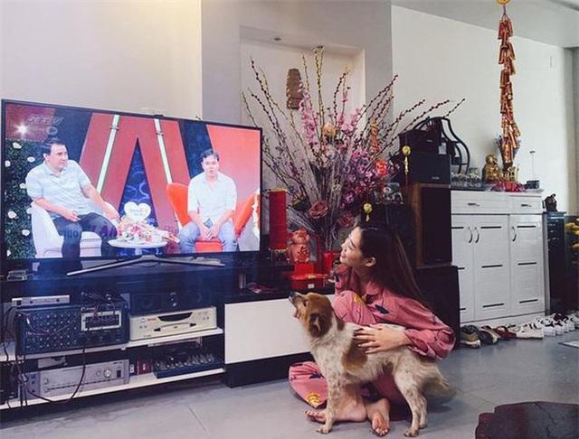 Hé lộ không gian sống hoành tráng của tân Hoa hậu Hoàn vũ Việt Nam 2019 - Ảnh 4.