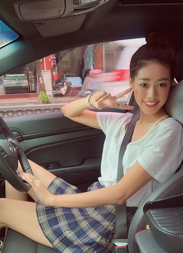Hé lộ không gian sống hoành tráng của tân Hoa hậu Hoàn vũ Việt Nam 2019 - Ảnh 8.