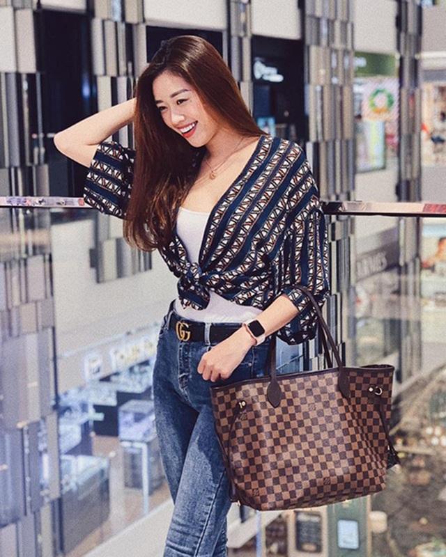 Hé lộ không gian sống hoành tráng của tân Hoa hậu Hoàn vũ Việt Nam 2019 - Ảnh 12.