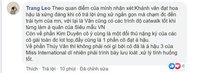 Khánh Vân gây tranh cãi khi là tân Hoa hậu Hoàn vũ Việt Nam  - Ảnh 2.
