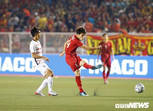 Thống kê đáng kinh ngạc của U22 Việt Nam trước chung kết SEA Games 30 - Ảnh 1.
