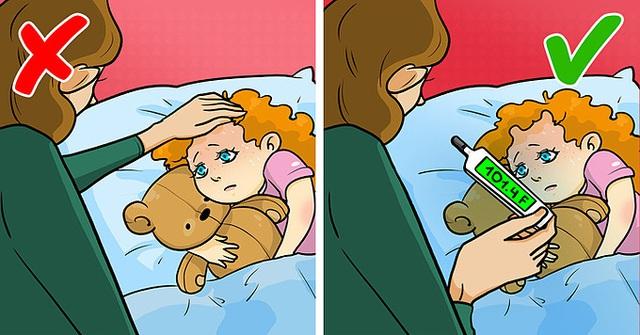 10 sai lầm chăm sóc trẻ hầu như ai cũng mắc - Ảnh 1.