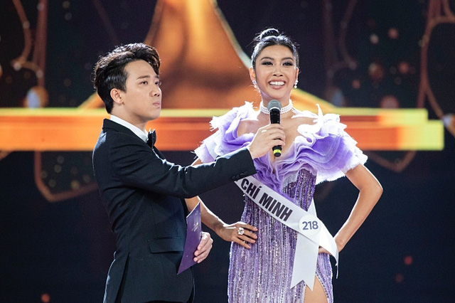 Thúy Vân gây tiếc nuối khi trượt ngôi Hoa hậu Hoàn vũ Việt Nam - Ảnh 1.