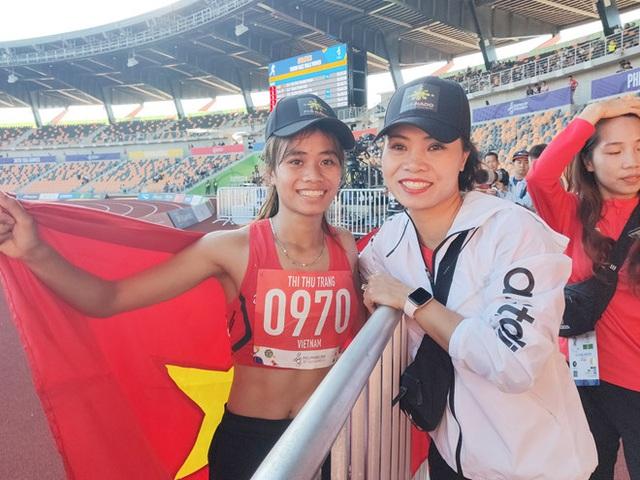 Câu chuyện khó tin: Nữ VĐV chạy Grab phụ giúp gia đình đoạt HC Vàng SEA Games - Ảnh 2.