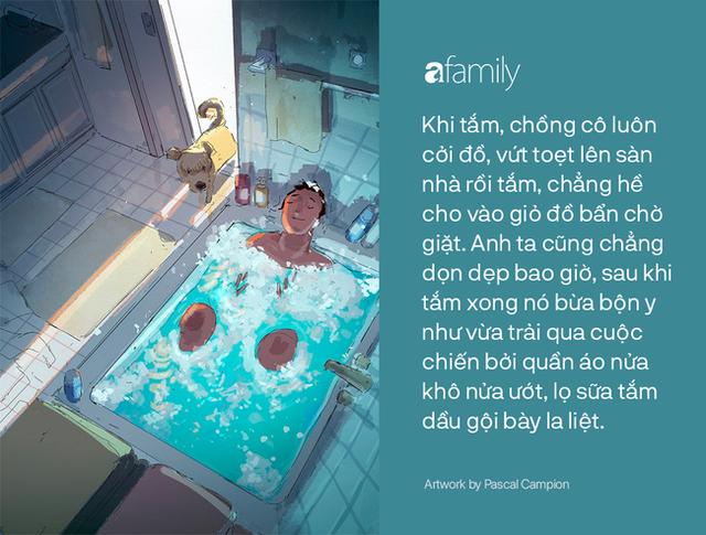 Góc khuất hôn nhân và những sự đổ vỡ gắn liền với nhà tắm: Đôi khi chuyện tưởng như nhỏ xíu lại là điều mấu chốt phá tan tổ ấm - Ảnh 3.