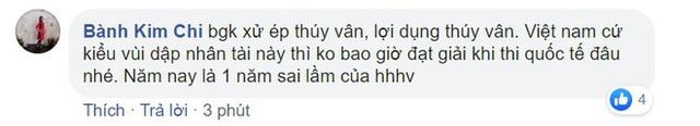 Khánh Vân gây tranh cãi khi là tân Hoa hậu Hoàn vũ Việt Nam  - Ảnh 4.