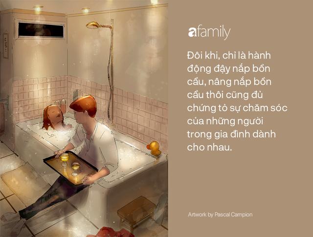 Góc khuất hôn nhân và những sự đổ vỡ gắn liền với nhà tắm: Đôi khi chuyện tưởng như nhỏ xíu lại là điều mấu chốt phá tan tổ ấm - Ảnh 4.