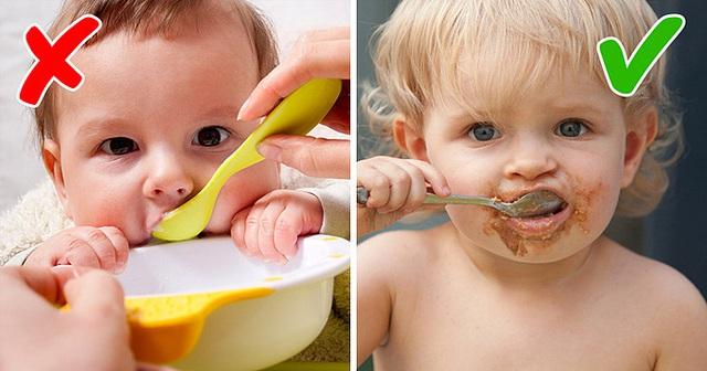 10 sai lầm chăm sóc trẻ hầu như ai cũng mắc - Ảnh 8.
