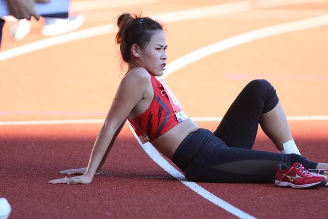 Câu chuyện khó tin: Nữ VĐV chạy Grab phụ giúp gia đình đoạt HC Vàng SEA Games - Ảnh 3.