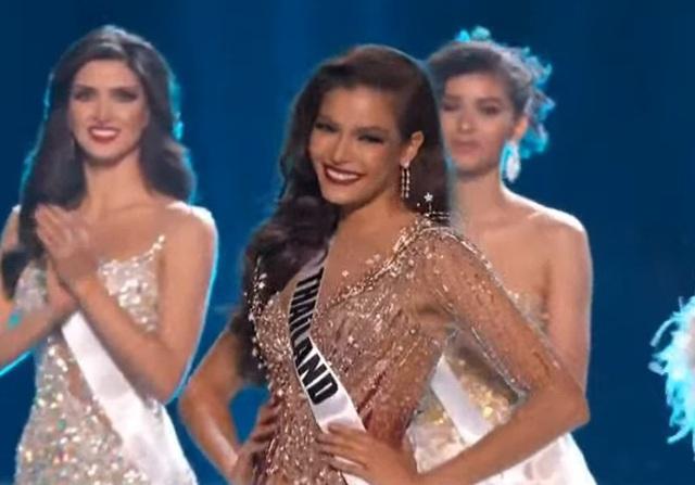 Hoàng Thùy dừng chân ở top 20, người đẹp Thái Lan trượt top 3 Hoa hậu Hoàn vũ thế giới 2019 - Ảnh 2.