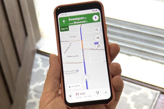 Cách kích hoạt chế độ dẫn đường về nhà của Google Maps - Ảnh 1.