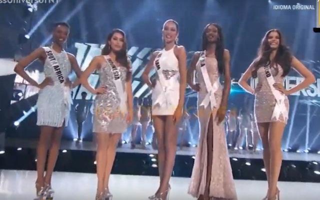 Hoàng Thùy dừng chân ở top 20, người đẹp Thái Lan trượt top 3 Hoa hậu Hoàn vũ thế giới 2019 - Ảnh 19.