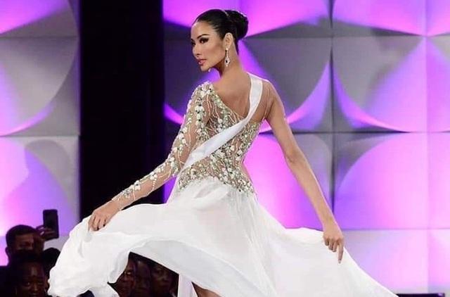 Hoàng Thùy dừng chân ở top 20, người đẹp Thái Lan trượt top 3 Hoa hậu Hoàn vũ thế giới 2019 - Ảnh 21.