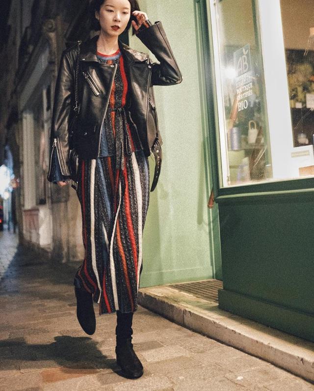 Nghĩ tưởng đơn giản nhưng không phải nàng nào cũng biết 4 mẫu áo khoác kết hợp ăn ý nhất với váy - Ảnh 7.
