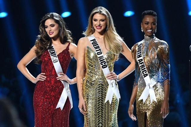 Đường đến vương miện Miss Universe của viên ngọc đen Nam Phi - Ảnh 7.