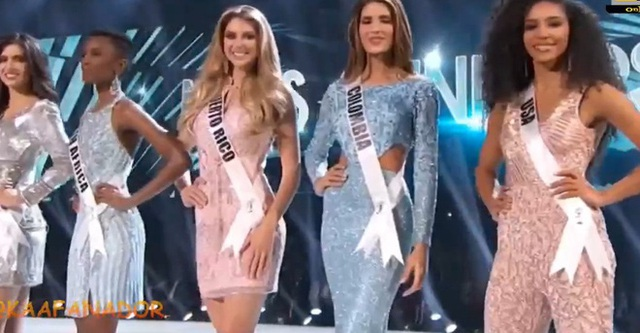 Hoàng Thùy dừng chân ở top 20, người đẹp Thái Lan trượt top 3 Hoa hậu Hoàn vũ thế giới 2019 - Ảnh 9.