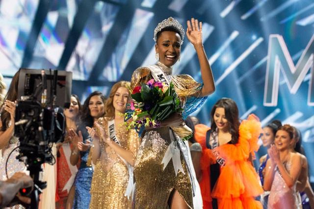Đường đến vương miện Miss Universe của viên ngọc đen Nam Phi - Ảnh 10.