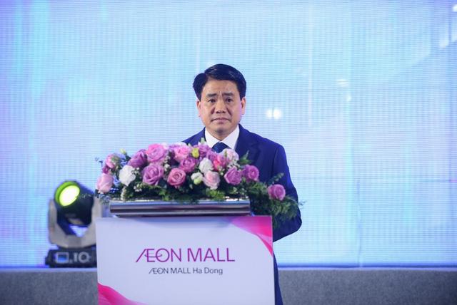 Chính thức khai trương Trung tâm bách hóa tổng hợp và siêu thị AEON Hà Đông - Ảnh 2.