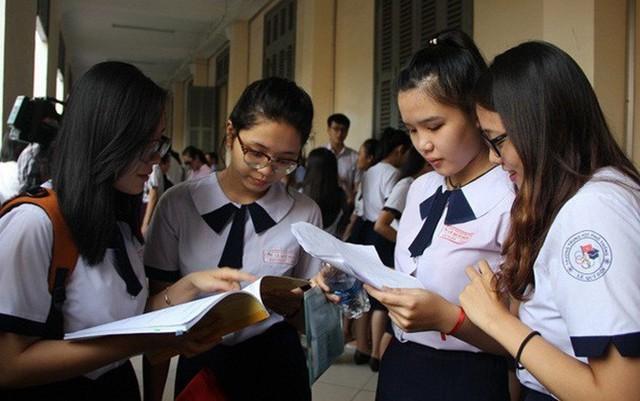 Hà Nội tiếp tục dẫn đầu cả nước tại kỳ thi học sinh giỏi quốc gia - Ảnh 1.