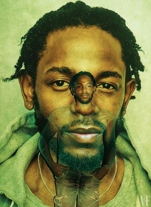 Đến giải Pulitzer còn vinh danh Kendrick Lamar, thế mà Grammy lại cho anh thất bại cay đắng những 2 lần. Ảnh: Vanity Fair.