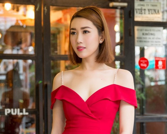 Năm 2018, Thuý Ngân có vai diễn ấn tượng trong Gạo nếp gạo tẻ.