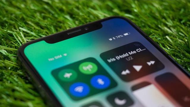 Việc bật hoặc tắt Auto Brightness trên iOS 11 trở về sau đã khác. ẢNH CHỤP MÀN HÌNH