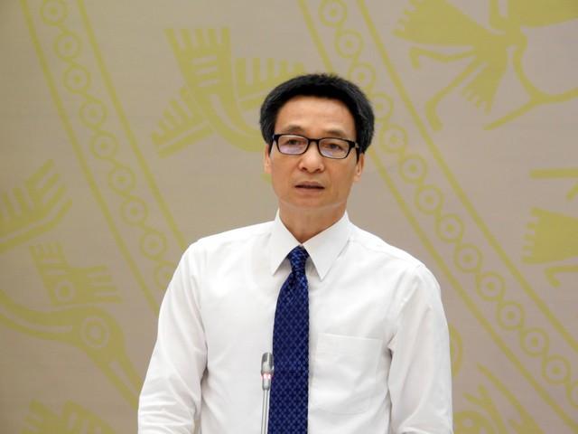 """Mong rằng năm 2019 báo chí cùng góp sức để nhân lên, lan toả những giá trị tốt đẹp của con người Việt Nam"""", Phó Thủ tướng mong muốn."""