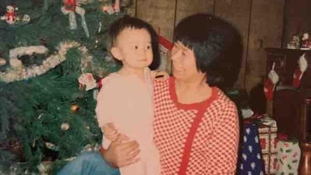 2 mẹ con khi hạnh phúc bên nhau (ảnh: wcpo)