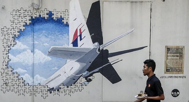 Thảm kịch MH370 vẫn là một bí ẩn không lời giải gần 5 năm qua. (Ảnh: AP)
