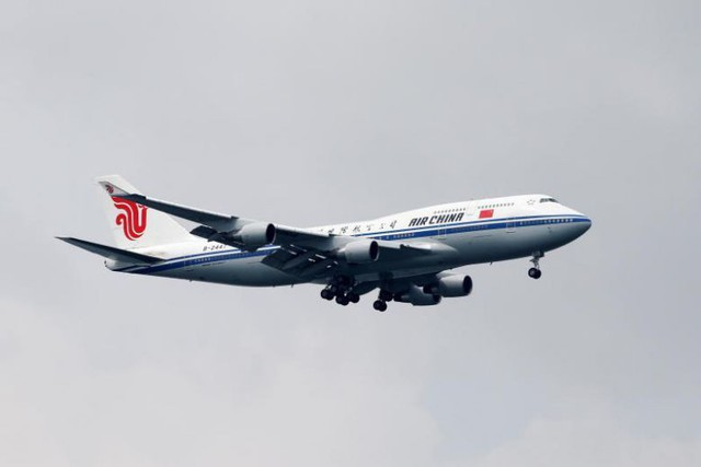 Thuê máy bay của hãng Air China để đảm bảo an toàn là một trong những khả năng được nhắc tới