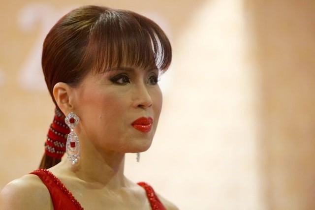 Công chúa Thái Lan Ubolratana Rajakanya. Ảnh: Getty.