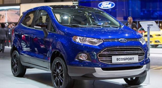 Mẫu crossover EcoSport đã được nhiều đại lý của Ford giảm mạnh từ 15-40 triệu đồng, tuỳ từng phiên bản.