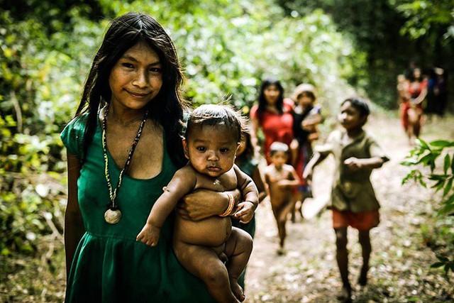Pirahã được mệnh danh là bộ lạc hạnh phúc nhất thế giới.