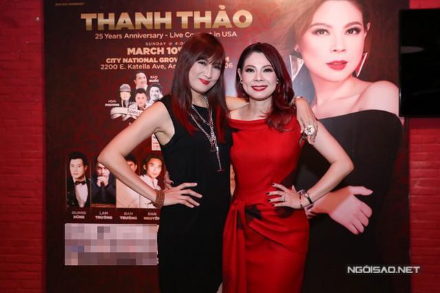 Hiền Mai sẽ bay sang Mỹ xem Thanh Thảo và dàn sao Việt biểu diễn trong đêm nhạc 10/3.