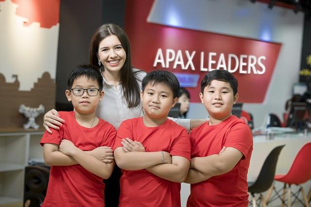 Apax Leaders sẽ khai trương đồng loạt các trung tâm tại Hà Nội trong thời gian tới.