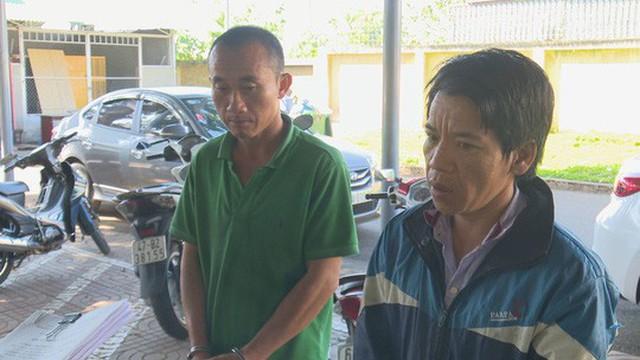 Hai tên cướp được di lý về Đắk Lắk để điều tra hành vi cướp tài sản