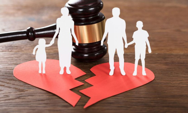 Hôn nhân không hạnh phúc, ly hôn là quyết định đúng đắn. Ảnh minh họa