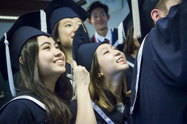 Nguyễn Vũ Linh - Học sinh học bổng UNIS Hà Nội tốt nghiệp khóa 2018