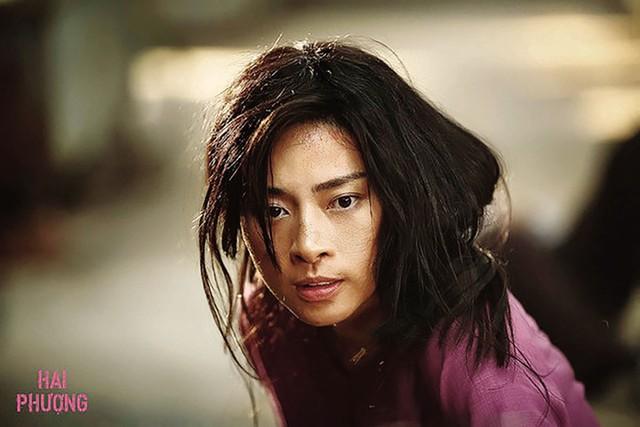 Ngô Thanh Vân trong phim Hai Phượng. Ảnh: TL