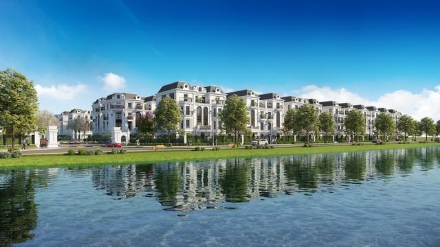 Một góc Elegant Park Villa lãng mạn, bình yên và thơ mộng