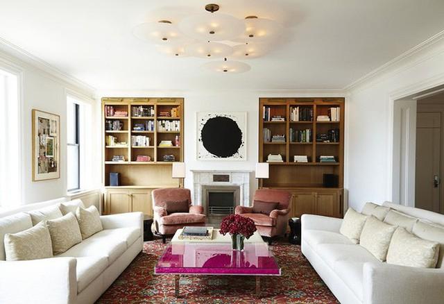 Để được một căn phòng khách hoàn hảo, bạn phải biết cách lựa chọn đồ nội thất có kích thước cân đối với diện tích phòng khách.